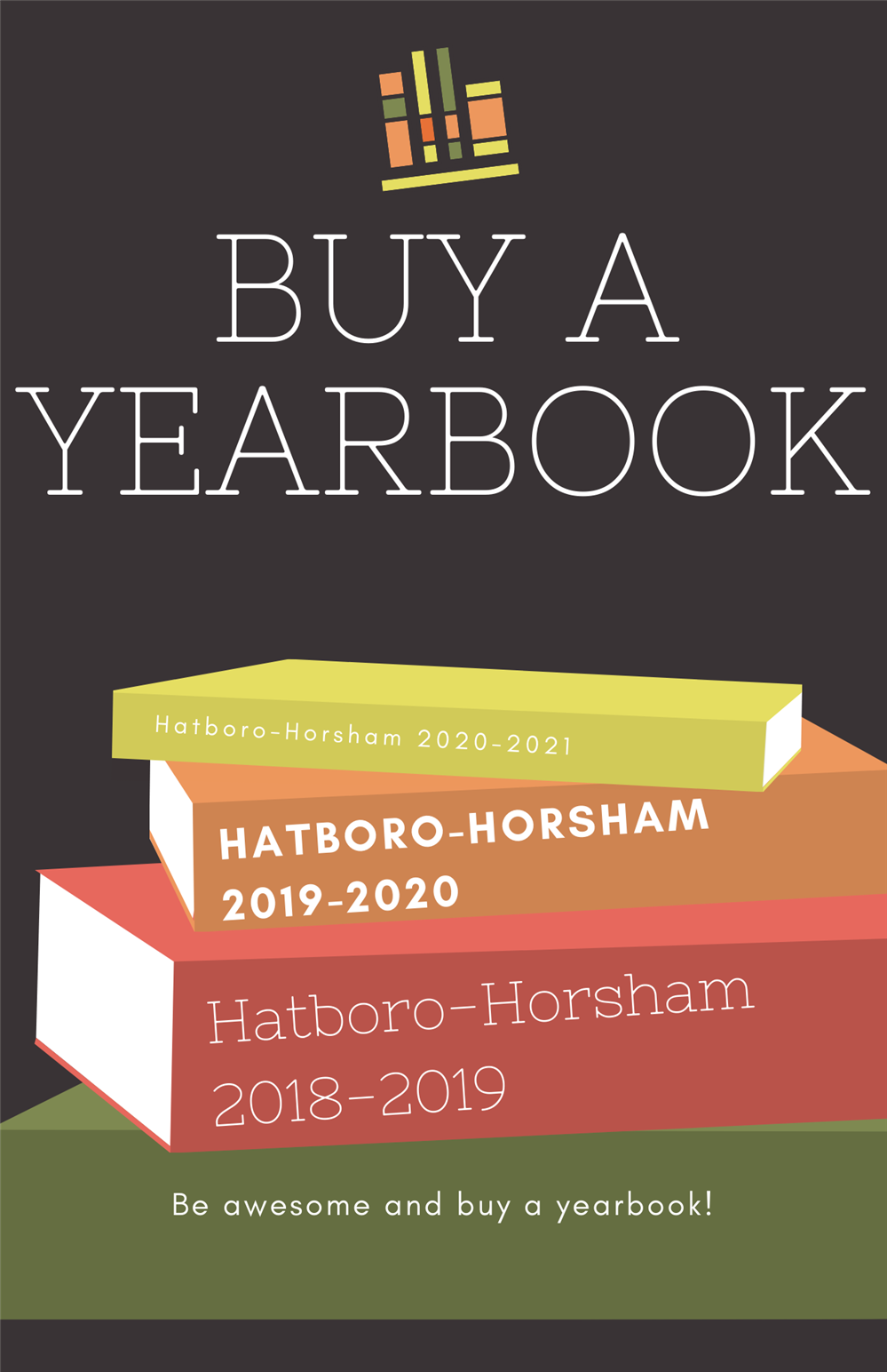 HHHS Yearbooks Sale