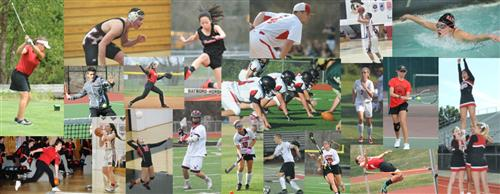 HHHS Sports Collage
